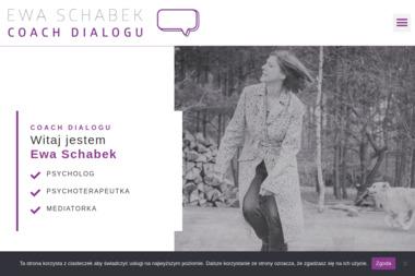 Ewa Schabek Coach Dialogu - Coaching Biznesowy Napachanie