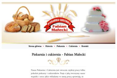 Piekarnia Cukiernia Małecki Fabian - Cukiernia Szkaradowo