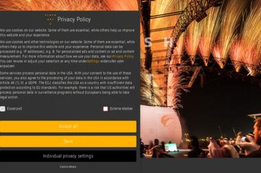 Flash Art Polska Sp. z o.o. - Pokazy Pirotechniczne Łany