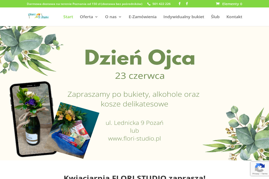 Flori-Studio - Kwiaty Poznań