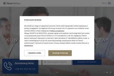Hotel Focus Bydgoszcz - Biuro turystyczne Bydgoszcz