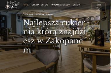 Gabi Coctail Bar. Cukiernia, Wynajem Pokoi - Gastronomia Zakopane