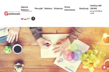 Agencja Reklamy Gawlikowski - Drukowanie Radomsko