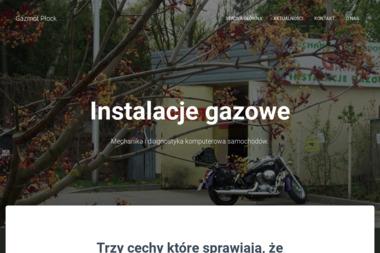 Gazmot - Instalacje LPG Gdynia