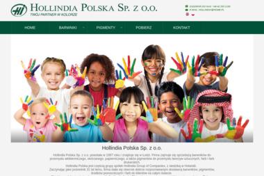 Hollindia Polska Sp.z o.o. - Introligator Łódź