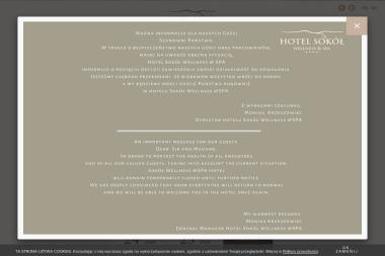 Hotel Sokół Wellness & SPA - Noclegi Łańcut