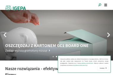 Igepa Polska - Oddział Poznań - Ksero Sady