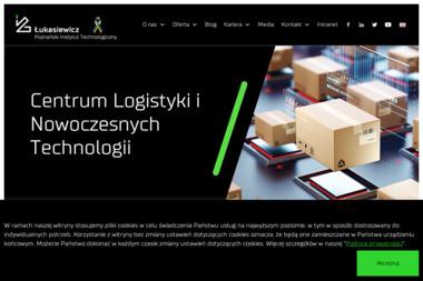 Instytut Logistyki i Magazynowania - E-learning Pozna艅