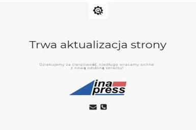 Agencja Wydawniczo-Poligraficzna Ina-Press. Iwona Kucharska-Rzebko - Usługi Poligraficzne Katowice