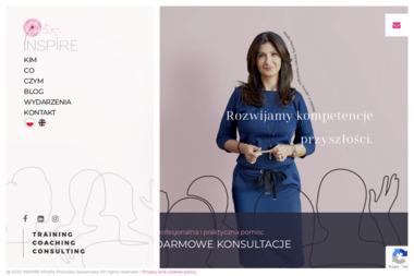 INSPIRE Szkolenia, coaching, doradztwo HR - Coache Warszawa