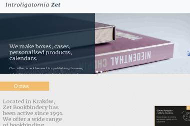 Zet - Introligator Kraków