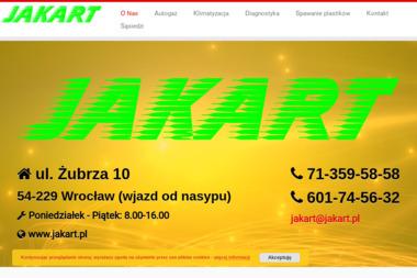 JAKART AUTO GAZ - Auto gaz Wrocław