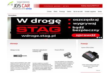 JGS Car - Warsztat LPG Tczew