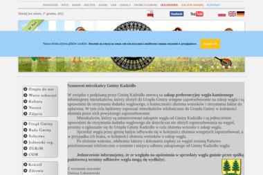 Zakład Gospodarki Komunalnej i Mieszkaniowej Sp. z o.o. w Kadzidle - Wynajem Kontenera na Gruz Kadzidło