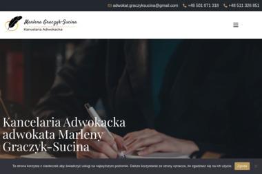 Kancelaria Adwokacka adw. Marlena Graczyk-Sucina - Usługi Prawne Kutno