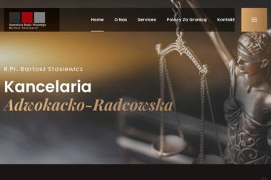 Kancelaria adwokacko-radcowska r.pr.Bartosz Stasiewicz - Adwokat Złotoryja