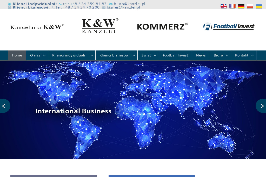 Kancelaria Finansowa-Inwestycje Gospodarka Analizy Sp. z o.o. - Venture capital Warszawa