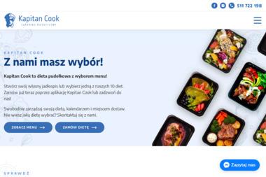 Kapitan Cook - Urządzenia elektroniczne Luboń
