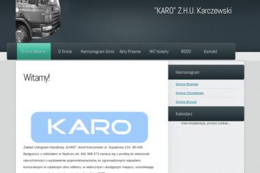 ZUH Karo Józef Karczewski - Wywóz Gruzu Bydgoszcz