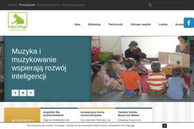Prywatny Żłobek BabyCare & Przedszkole KidsCollege - Przedszkole Warszawa