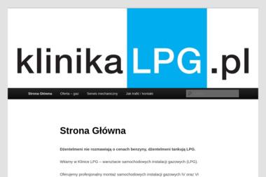 KlinikaLPG.pl Instalacje LPG - Montaż Instalacji LPG Warszawa