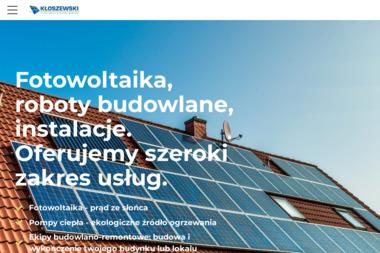 Kloszewski.pl - Remonty biur Sochaczew