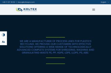 Koltex Sp. z o.o. - Wywóz Papy Kolbuszowa