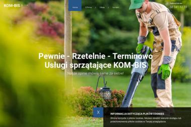 Kom-Bis Sp. z o.o., wywóz śmieci, sprzątanie - Wywóz Gruzu Gdańsk