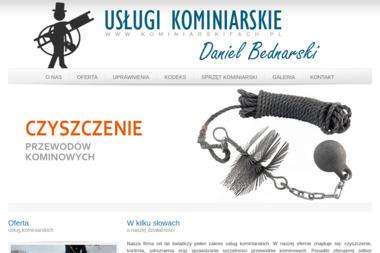 Usługi Kominiarskie Daniel Bednarski - Usługi Kominiarskie Otwock