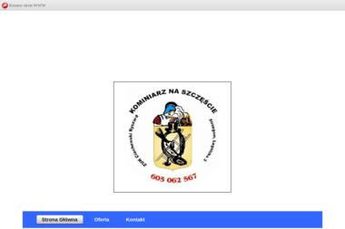 Zakład Usług Kominiarskich Ciachowski Ryszard - Usługi Kominiarskie Świdnica
