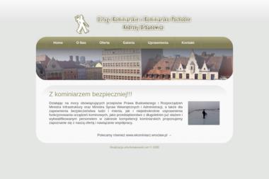 Usługi Kominiarskie i Kominiarsko Pochodne S.C. Urbanowicz Papciak - Czyszczenie Kominów Wrocław