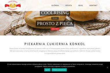 Piekarnia Cukiernia Konkol Aldona Konkol - Torty Artystyczne Władysławowo