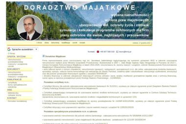 Rzeczoznawca Jarosław Jabłoński - Wycena Znaku Towarowego Poznań