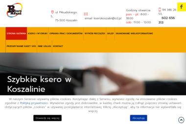 ksero-koszalin.pl - Laminowanie Koszalin