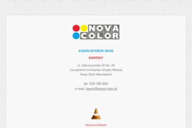 Nova Color - Ksero Nowy Dwór Mazowiecki