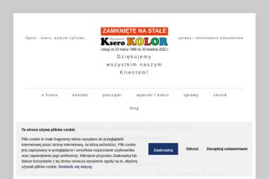 Bojczewski Ksero KOLOR - Foliowanie Papieru Opole