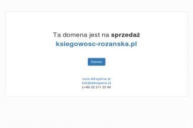 Lubuskie Centrum Księgowe mgr Małgorzata Różańska - Biuro rachunkowe Gorzów Wielkopolski