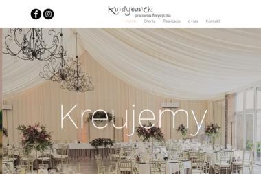 PPHU Kurdybanek. Pracownia florystyczna, kwiaty, kwiaciarnia - Dekorowanie Kościołów na Ślub Łaziska Górne