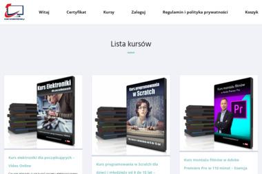 Kursy-Komputerowe.pl Globalprofit. Kursy komputerowe - Szkolenia Głuchołazy