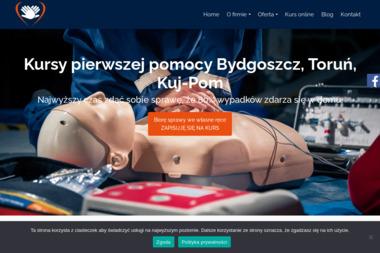 Zadorecki Adrian Ratownictwo Medyczne, Kursy Pierwszej Pomocy, Pierwsza Pomoc - Szkolenia Bydgoszcz