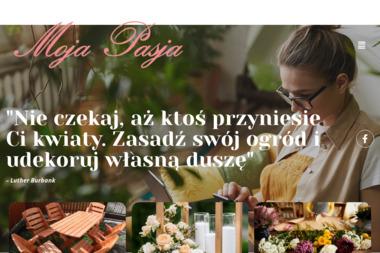 Kwiaciarnia FHU Ewa. Kwiaty, dekoracje 艣lubne - Kwiaty Myszków