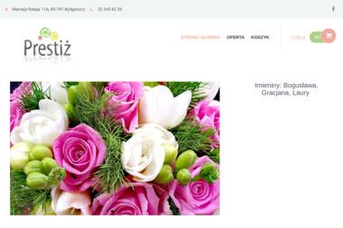 Kwiaciarnia Prestiż - Kwiaty Bydgoszcz