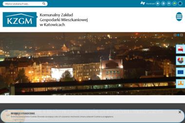 Komunalny Zakład Gospodarki Mieszkaniowej w Katowicach Dział Organizacji Przetargów - Wynajem Kontenera na Gruz Katowice
