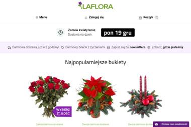Laflora.pl Kwiaciarnia Internetowa - Giełda rolnicza Gdańsk