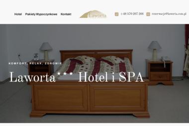 Hotel Laworta - Noclegi Ustrzyki Dolne
