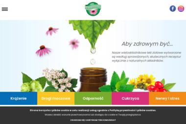 Przedsiębiorstwo Farmaceutyczne Leki Natury Tadeusz Polański - Giełda rolnicza Ryki