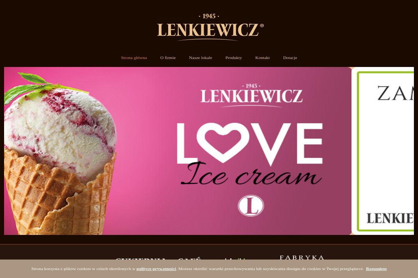 Cukiernia Lenkiewicz - Cukiernia Toruń