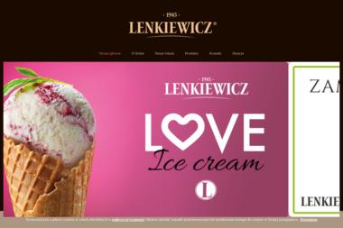 Cukiernia Lenkiewicz - Cukiernia Toru艅