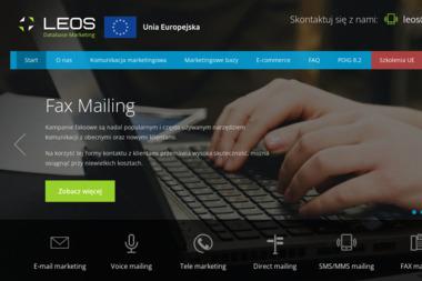 Agnieszka Skrzypczyk Leos Database Marketing - Kurs marketingu Warszawa