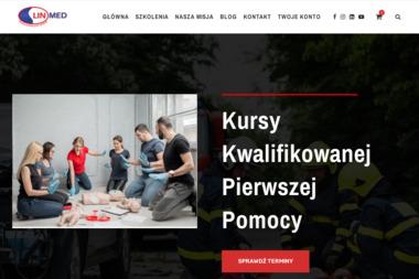 LINMED Ośrodek Szkoleniowy Medycyny Ratunkowej - Kurs Pierwszej Pomocy Kraków